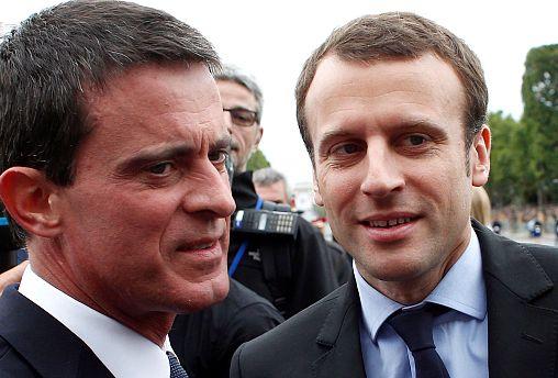 Francia: Macron accoglie senza entusiasmo l'annuncio dell'appoggio di Valls