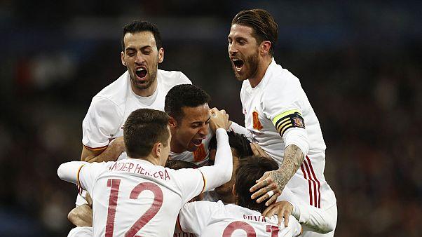 Γαλλία - Ισπανία 0-2 με τη βοήθεια του...βίντεο