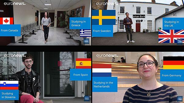 Ποιες είναι οι καλύτερες χώρες στην Ευρώπη για ξένους φοιτητές;