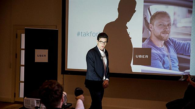 Uber to shut down its cab-booking service in Denmark