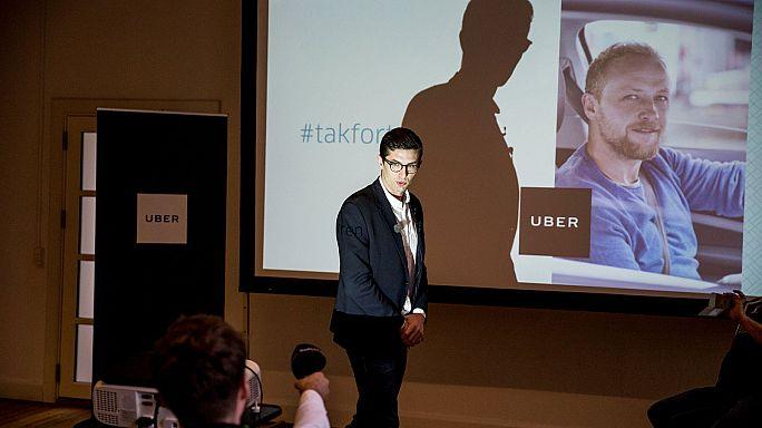 Ausgebremst: Uber stellt Betrieb in Dänemark ein