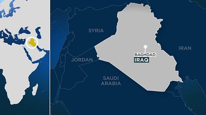 Al menos doce muertos en un atentado suicida en Irak