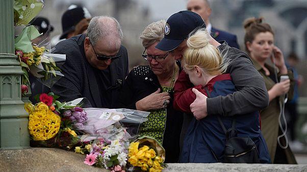 Τελετή μνήμης για τα θύματα της τρομοκρατικής επίθεσης στο Λονδίνο