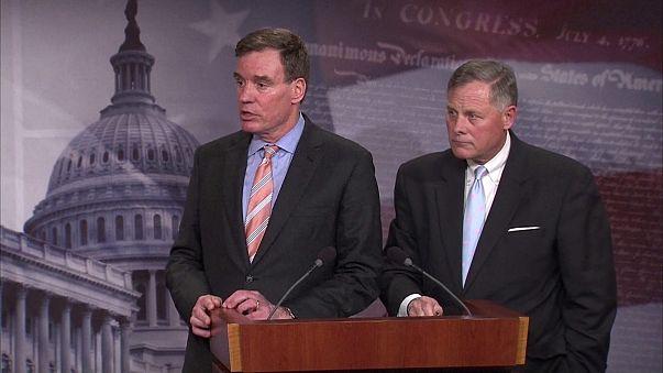 مجلس الشيوخ الأمريكي يبدأ الخميس المساءلات في قضية علاقة تْرامب بموسكو