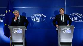 Europe's tough stance with UK on Brexit deal