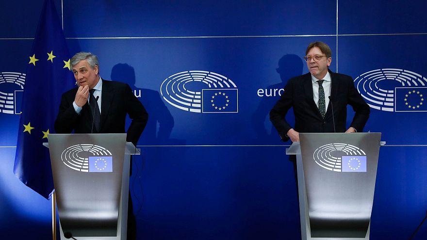 Brexit: Kampfansage aus dem Europaparlament