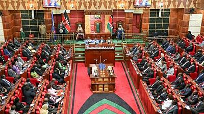 Kenyan court directs parliament to enact gender rule, or face dissolution