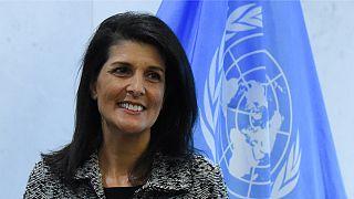 سفیر آمریکا در سازمان ملل: مرگ ندا آقاسلطان و رویاهای مردم ایران نادیده گرفته شد