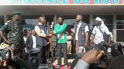 """RD Congo : l'ancien seigneur de guerre Gédéon """"protégé par le gouvernement"""""""