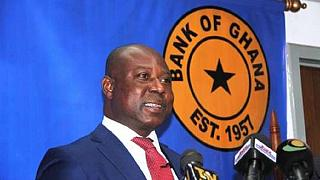 Governor of Ghana's central bank resigns