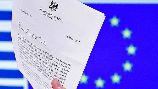 Brexit: Britische Regierung stellt Aufhebungsgesetz vor