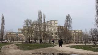 Bucharest tour takes you down a memory lane called Communism