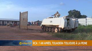 Insecurity in Central African Republic regions [The Morning Call]