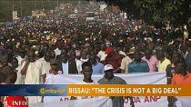 Guinée-Bissau : Le gouvernemetn confiant [The Morning Call]