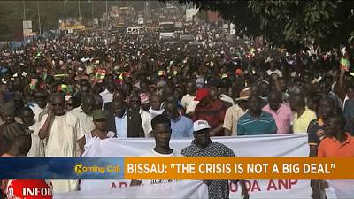Guinée-Bissau : Le gouvernemetn confiant [The Morning Call]