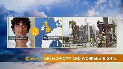 """""""Gig econonomy"""" et droits des travailleurs [Grand Angle]"""