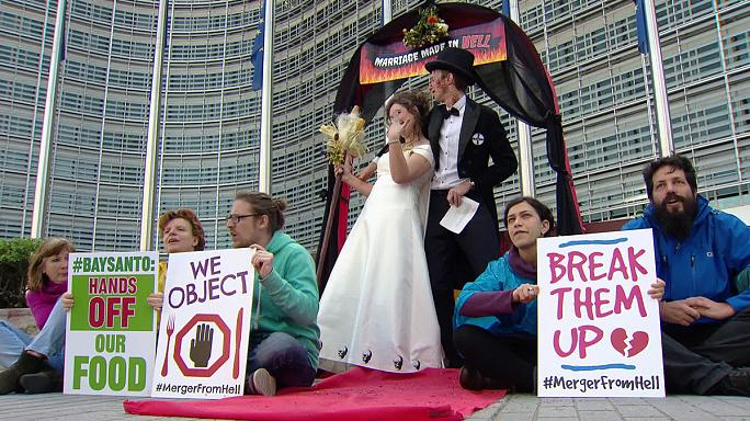 Wird Brüssel der Fusion von Bayer und Monsanto zustimmen?