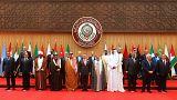 تنش لفظی میان ایران و کشورهای عضو اتحادیه عرب