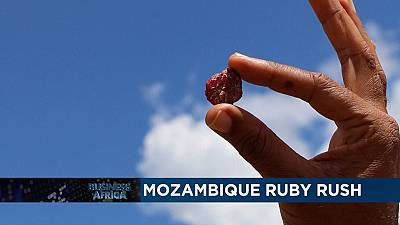 le business du rubis au Mozambique, cause des conflits mortels