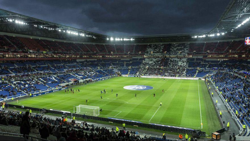 Olympique Lyon stadı Beşiktaş maçında seyirci rekoru kırmaya hazırlanıyor