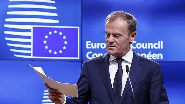 The Brief from Brussels: Tusk legt Brexit-Verhandlungsvorschläge vor