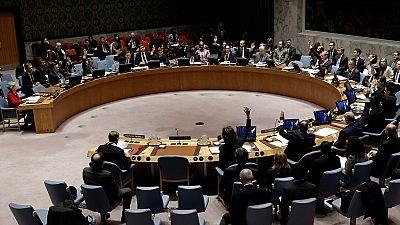RDC: l'ONU veut réduire le nombre de Casques bleus