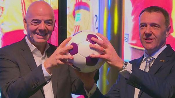 ФИФА предлагает выделить Европе 16 мест на ЧМ-2026