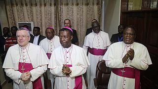 RDC : l'Eglise exhorte les forces de l'ordre à la retenue aux Kasaï