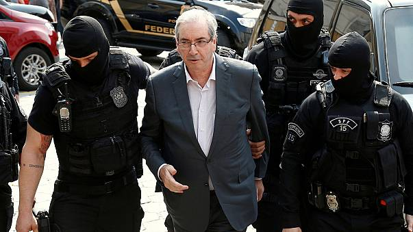 Brazil: Cunha gets 15 years for corruption