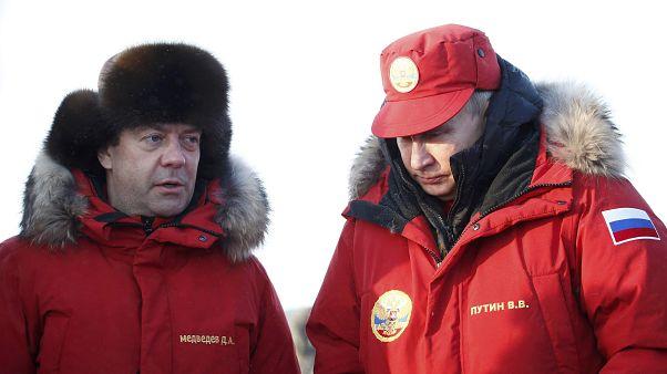 Arctique : Poutine fait l'éloge du réchauffement climatique