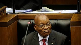 South Africa's Zuma sacks finance minister, reshuffles cabinet