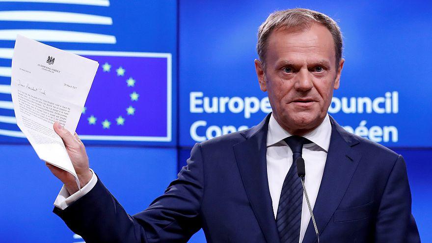 La semana en imágenes... El Reino Unido dice adiós a la UE