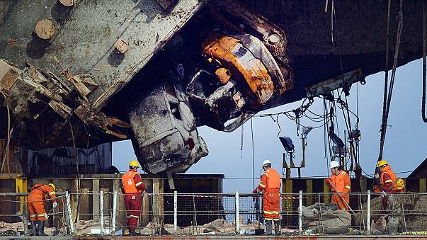 "Sewol bone fragments ""not from a victim"""