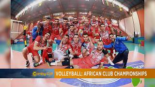 Volleyball: African Club Championships [Sports]