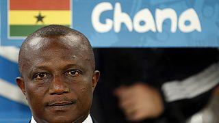 Former Ghana coach returns in bid to manage the Black Stars
