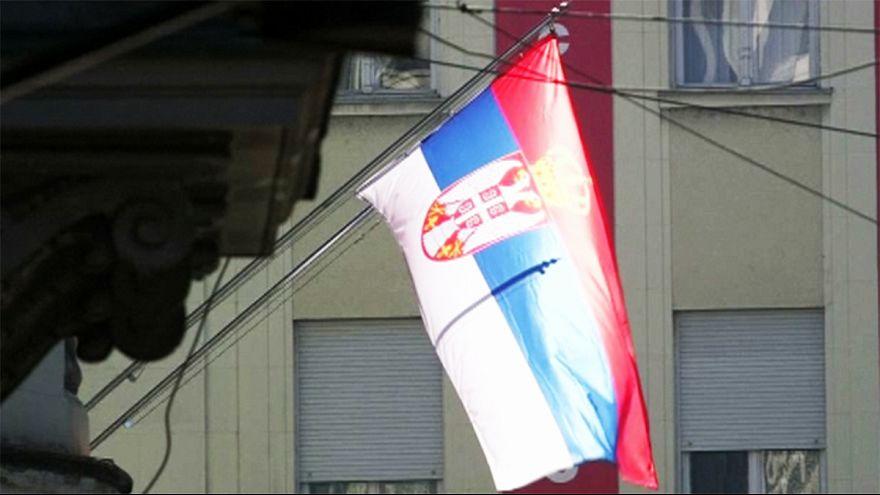 Sırbistan'da halk sandık başına gitmeye hazırlanıyor