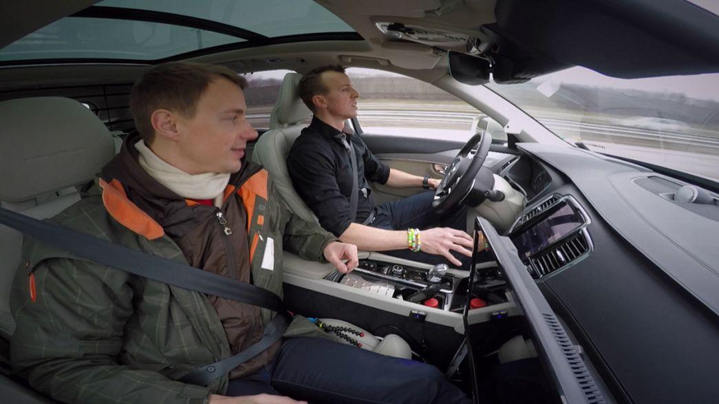 Takeaway: Self-driving cars hit the road