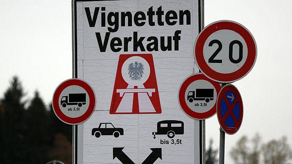 Weg frei für Maut auf deutschen Straßen