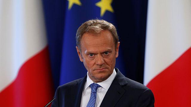 EU unveils draft guidelines for big Brexit talks