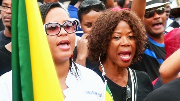 Proteste in Französisch-Guyana: Frankreichs Übersee-Ministerin entschuldigt sich - Verhandlungen gehen weiter