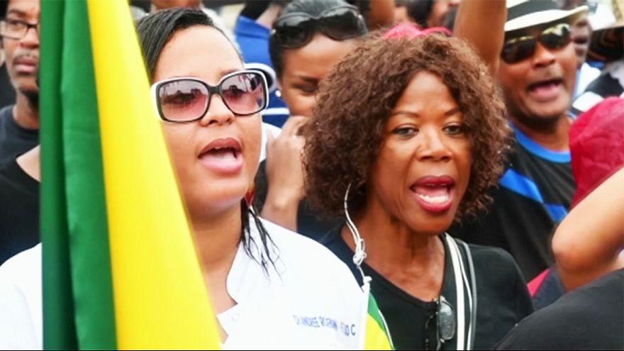 Las negociaciones en la Guayana francesa se reanudan tras las disculpas de la ministra de Ultramar