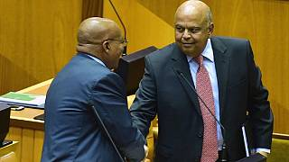 Zuma cabinet reshuffle - who's in and who's out?