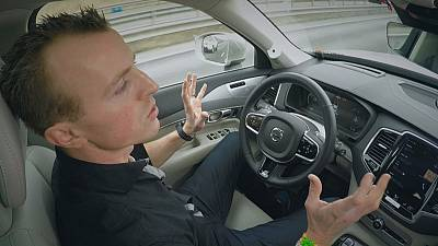 How technology is bringing us closer to driverless cars