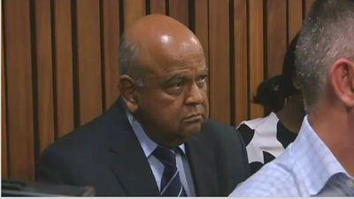 South Africa: Gordhan's dismissal divides ANC