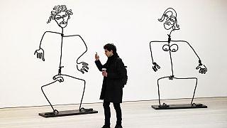 Los selfis como forma de arte
