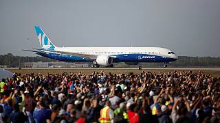 First flight of Boeing's newest and largest Dreamliner