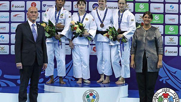 Tbilisi Grand Prix: Georgian judokas delight home crowd