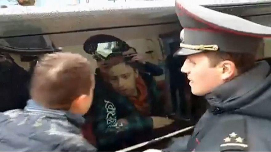 Weißrussland: Polizei stürmt Fernsehsender wegen angeblicher Markenrechtsverletzung