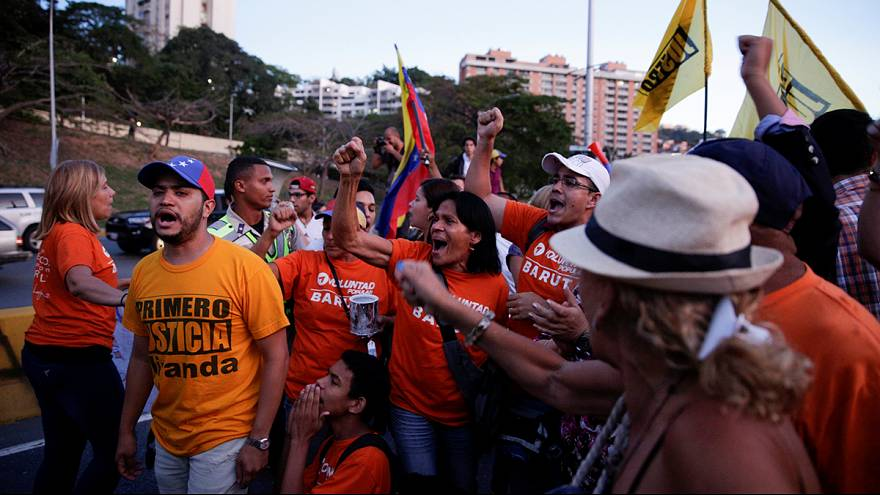 Разделение властей по-венесуэльски
