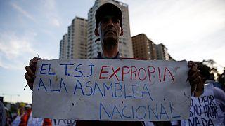 Venezuela: Oberstes Gericht soll Entmachtung des Parlaments zurückziehen